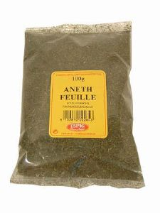 Aneth graines, 1 Kg