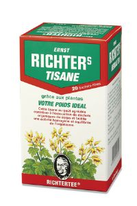 Tisane Richter amincissante