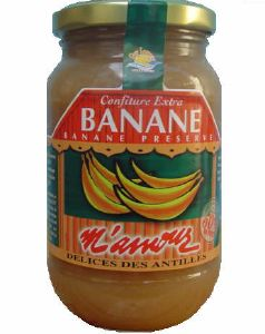 Confiture Extra Banane - M'AMOUR