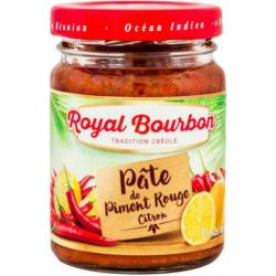 Pâte de Piments rouge citron ROYAL BOURBON
