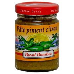 Pâte de Piments verts citron ROYAL BOURBON