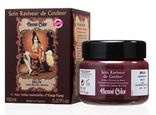 Baume soin Brun 150 ml Henné Color