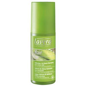 Laque spray Aloés & Bambou  Hair BIO LAVERA