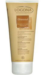 Gel Ghassoul patchouli BIO LOGONA