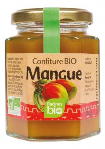 Confiture de Mangue BIO