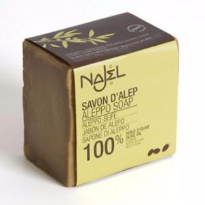 savon d'alep 100 naturel