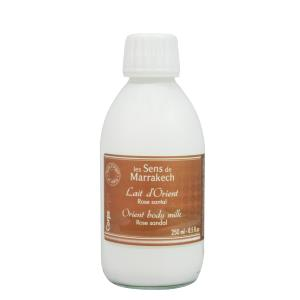 Recharge Lait de toilette Argan / Rose et Santal