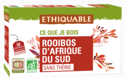 Rooibos BIO, Infusettes