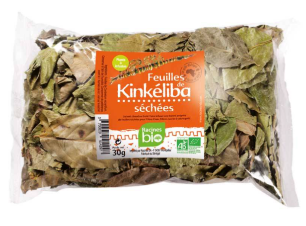 Feuilles de Kinkéliba séchées BIO