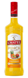 Punch CHATEL Exotique