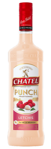Punch CHATEL Litchi