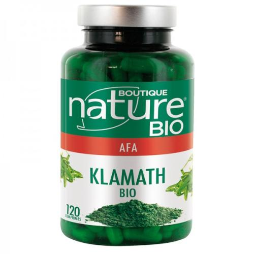 Klamath AFA, 120 gélules - Boutique nature