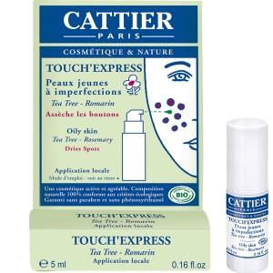 Touch'Express Concentré Actif BIO CATTIER