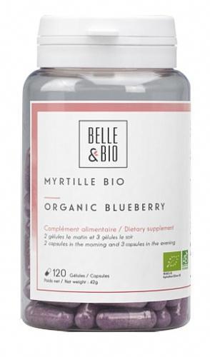 Myrtille,  BIO, 120 gélules