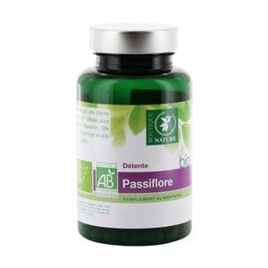 Passiflore BIO, 60 gélules - Boutique Nature