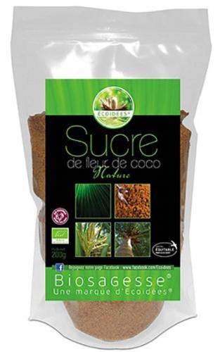 Sucre de sève fleur de Coco en poudre BIO 200 g