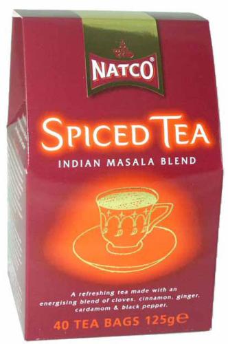 Thé épicé ( thé massala)  - NATCO