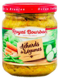 Achards de légumes - Royal Bourbon