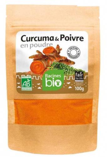 Curcuma & Poivre BIO