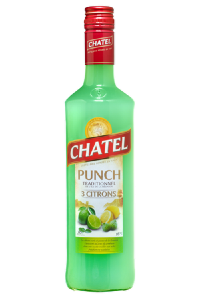 Punch CHATEL 3 Citrons