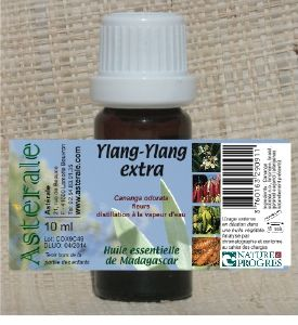 Huile Essentielle Ylang Ylang extra BIO