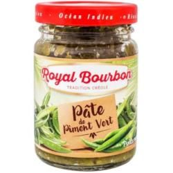 Pâte de Piments verts ROYAL BOURBON