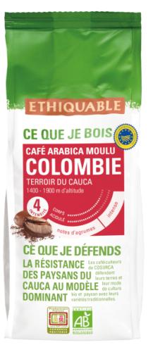 Café Colombie BIO 250 g