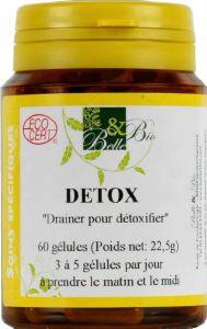 Draineur Bio 60 gélules
