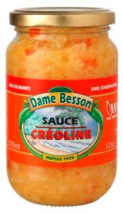 Sauce creoline, Dame Besson