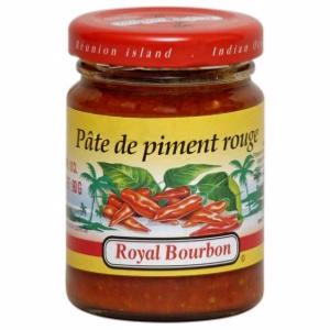 Pâte de Piments rouges - Royal Bourbon