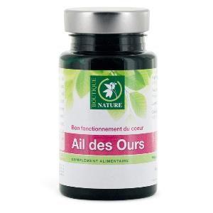 Ail ours, 90 gélules - Boutique nature