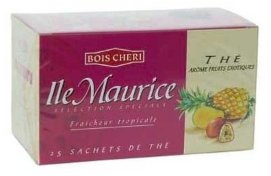 Bois Chéri, Fruits exotiques