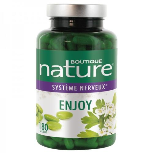 Enjoy - Format ECO 180 gélules - Boutique nature