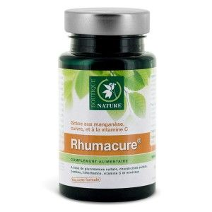 Rhumacure, 60 gélules - Boutique Nature