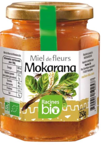 Miel de fleurs de Mokarana BIO